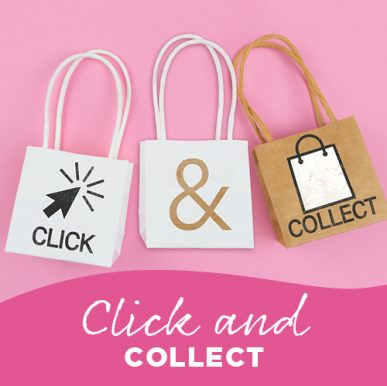 Click and collect options